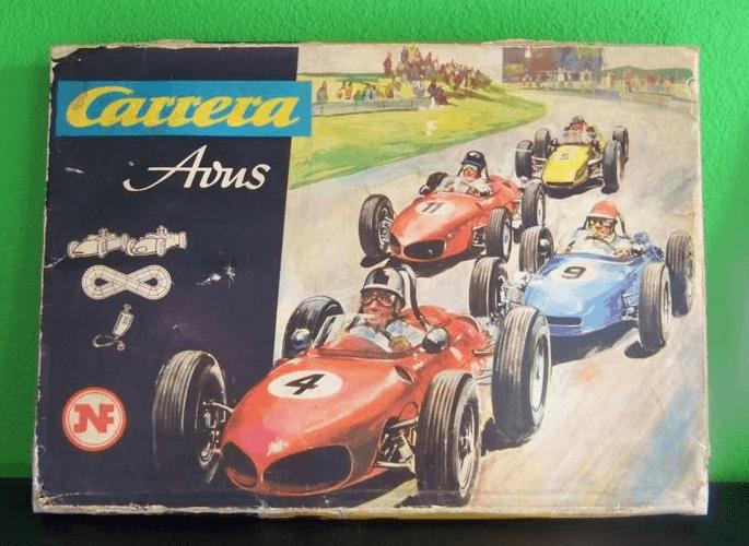 Carrera Avus el primer circuito de Carrera