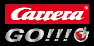 Carrera Go+ Go!!!+ Logo