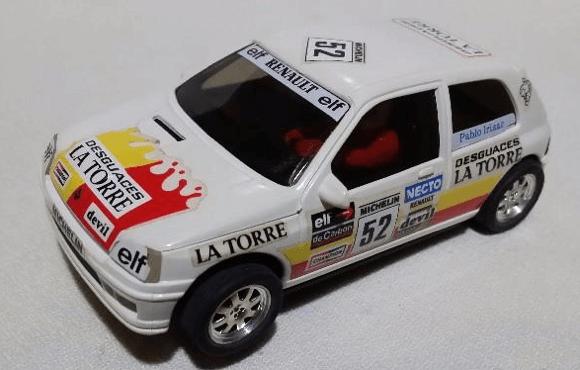 Ninco Renault Clio 16V La Torre 1993