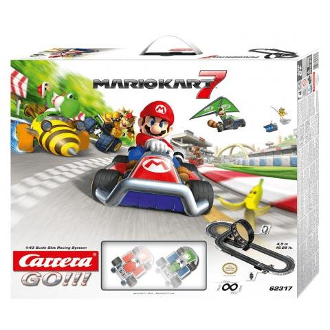 Scalextric Mario Kart